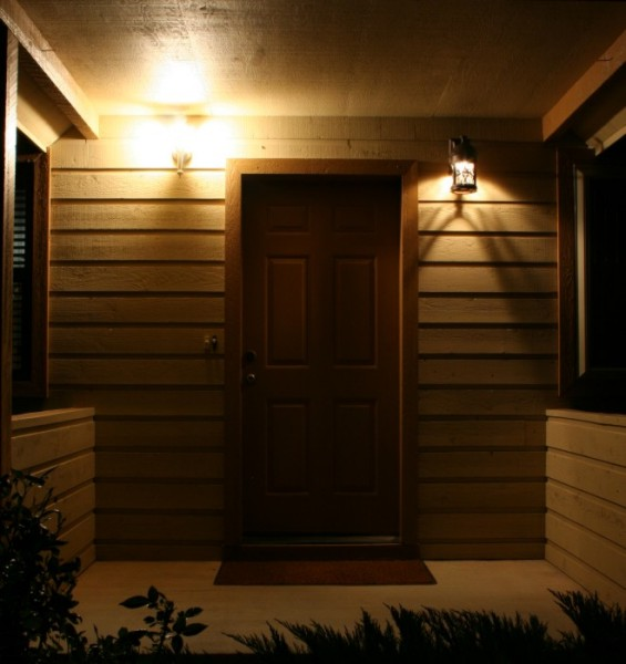 Neighbor Friendly Lighting Example